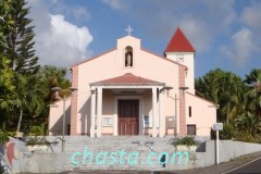 Eglise de deshaies