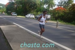 Course pédestre Deshaies