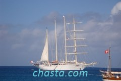 Star Clipper deshaies