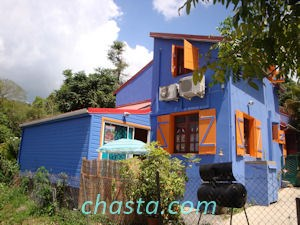 passion-creole : restaurant deshaies
