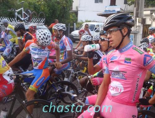 Grand prix cycliste de la Communauté d'Agglomération du Nord Basse- Terre 2015