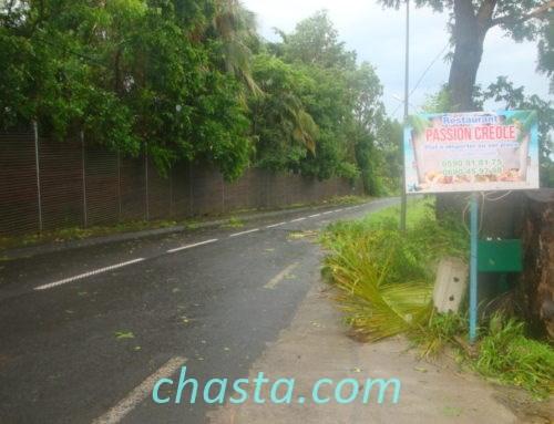 Cyclone MARIA à Deshaies