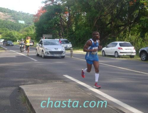Course pédestre 15km de Deshaies
