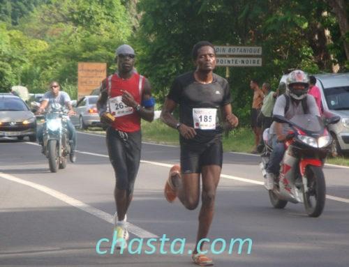 Deshaies au marathon de Paris