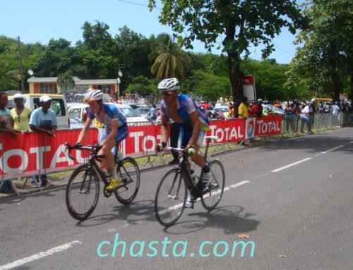 Parcours du tour cycliste de la guadeloupe 2012